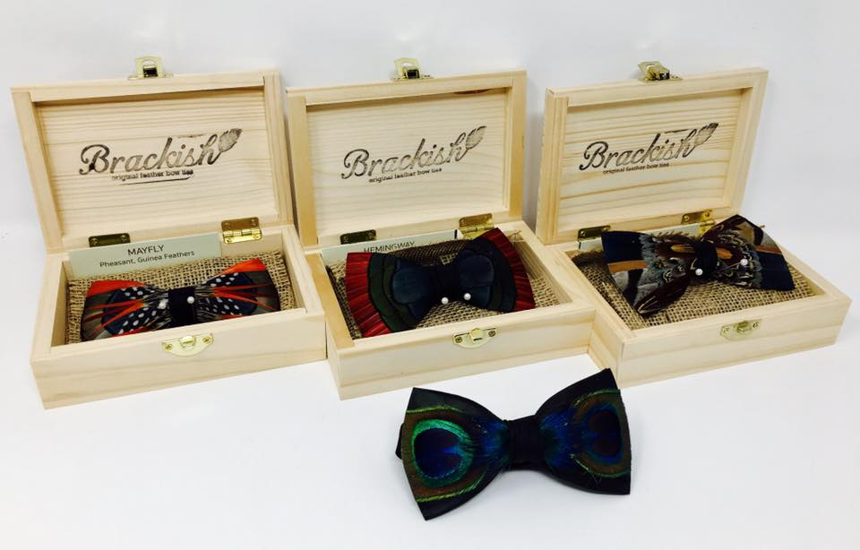Just in….Brackish Bow Ties