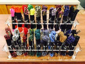 DIBI Colored Laces Bill's Toggery Shakopee Menswear