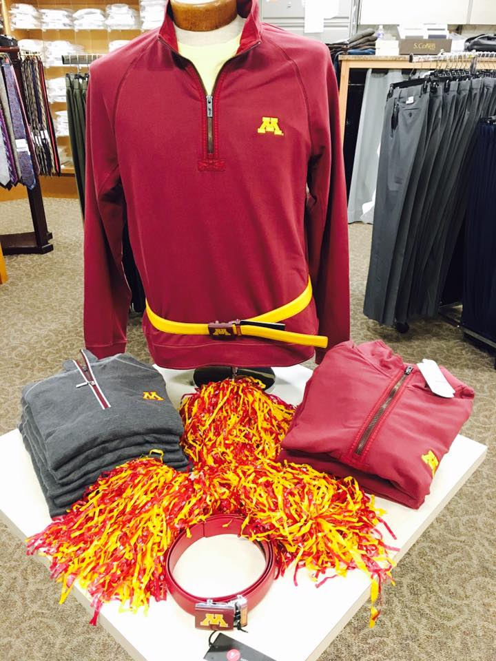 Gophers Gear from Tommy Bahama!