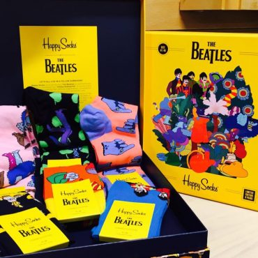 The Beatles Collector Series by Happy Socks!