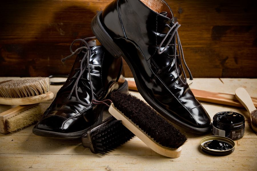FREE Shoe Shine and Beer Tasting TODAY!